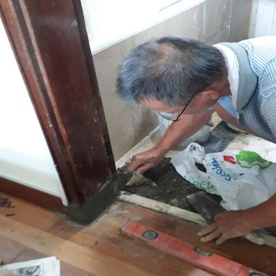 C 16 Repair Rotten Door Frame